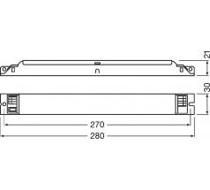 Zasilacz Onet, OT FIT 55/220…240/1A0 CS L G2, 21.6…53.6 W