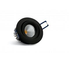 Oprawa podtynkowa LED OXYLED TERI okrągła 6W 10W biała czarna