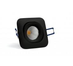 Oprawa podtynkowa LED OXYLED TERI kwadratowa 6W 10W biała czarna