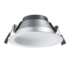 Lampa podtynkowa LED Mistic Ecoeye wodoodporna IP44 40W 840 biała