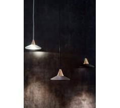 Lampa wisząca LED OXYLED TINO 7W 3000K CRI90 biała czarna brązowa