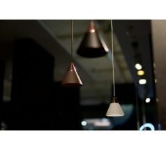 Lampa LED OXYLED CONO 7W 3000K CRI90 biała czarna beżowa