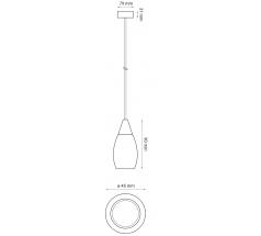 Zestaw lamp LED OXYLED TINO+ETRO+CONO