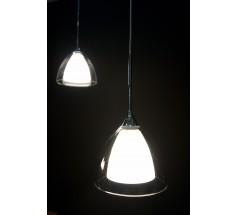 Lampa wisząca LED OXYLED BOADA 5W 3000K szklana