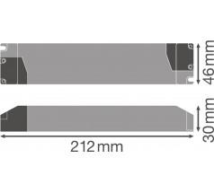 Zasilacz Ledvance, DR-VAL -60/220-240/1A4, 60 W