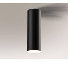 Lampa natynkowa Shilo SUWA GX53 10W tuba biała czarna