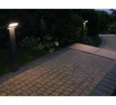 Ogrodowy Słupek Su-ma Neo 100cm LED 3000K 9,5W czarna