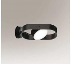 Kinkiet LED Shilo Furoku 1x6W 3000K 4000K biały czarny